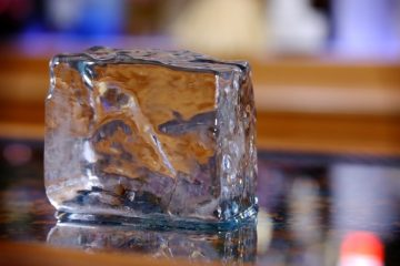 Clear Ice makes for slow melt in cocktails!