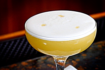 House Whiskey Sour