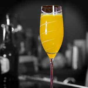 The Mimosa - Mixed Drink