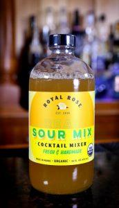 Royal Rose Real Sour Mix