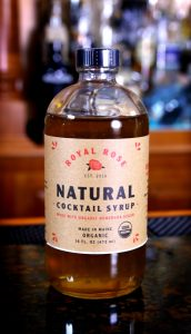USDA Organic Natural Syrup