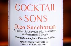 Cocktail & Son's Oleo Saccharum