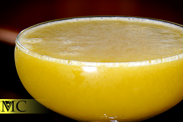 The Passion Fruit Daiquiri